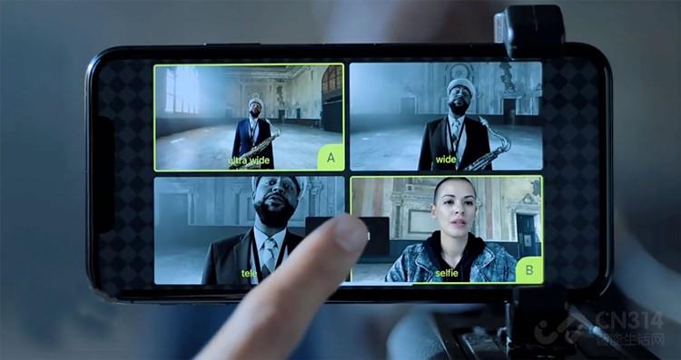 史上最香iPhone,三摄配置让你玩的更欢!