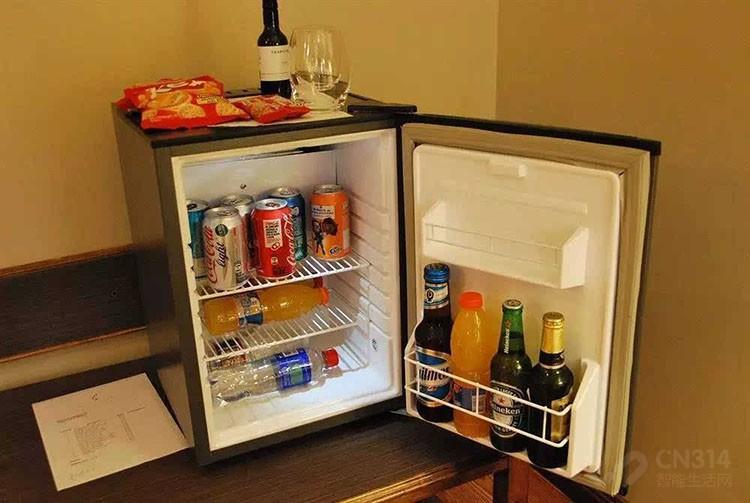 适合单身租房的小冰箱