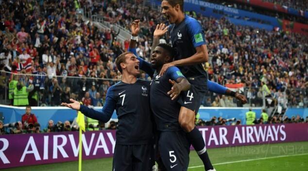 发现了没?这届世界杯是改朝换代的一届