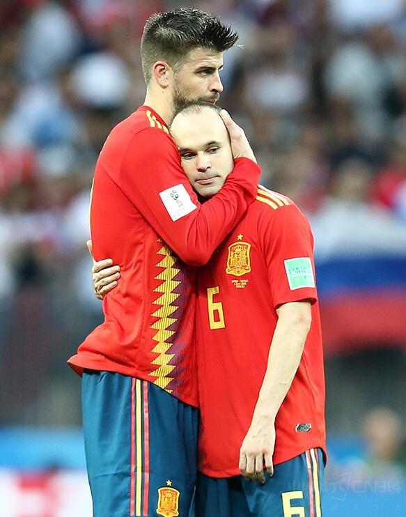 世界杯上演悲情离别,老将退去小将升起