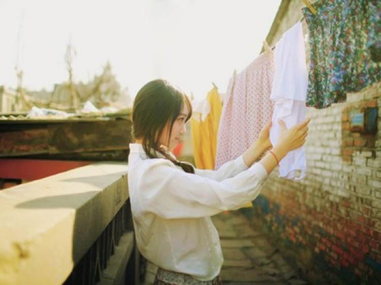 旅游对脏衣服束手无策 用便捷洗衣机解决