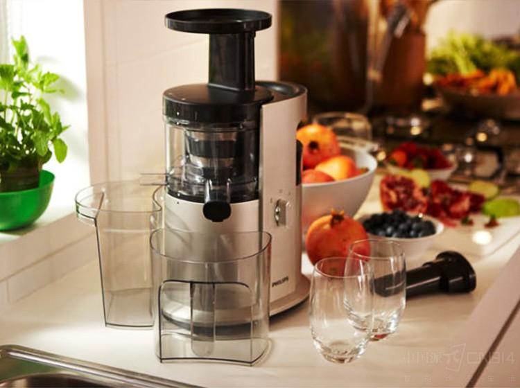 家中就能尽享营养果汁 原汁机了解一下?