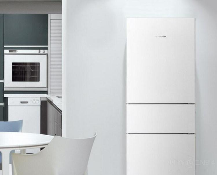 巧省厨房空间 小户型最搭的四款三门冰箱
