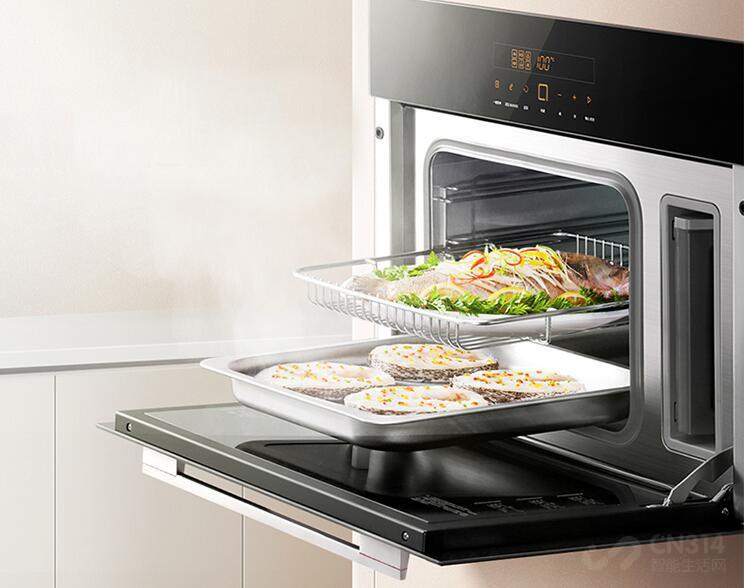 这款嵌入式光波炉,为你打造整洁的厨房