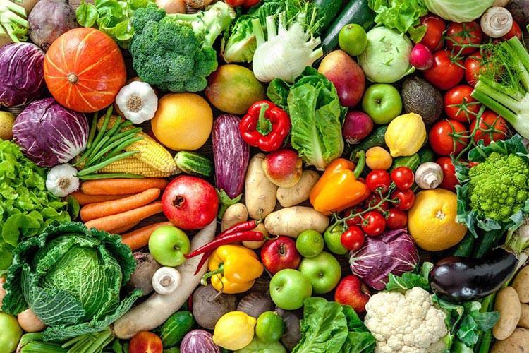 小户型储存食物