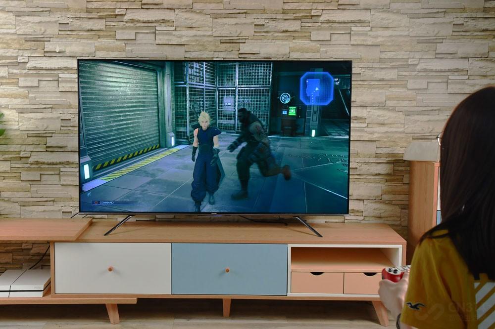 云游戏电视登场 海信E75F是否能颠覆想象?