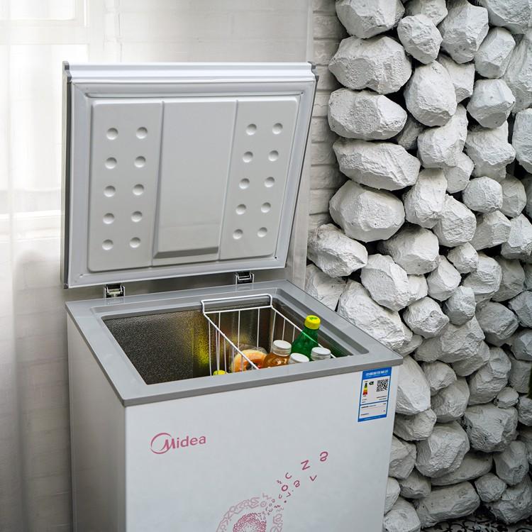 我给炸鸡店配了台新冷柜 赶紧上来秀一下!