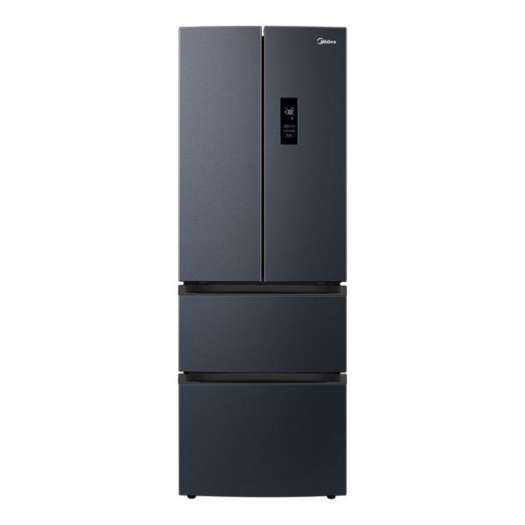 为大家推荐十款精致分储果蔬的法式冰箱