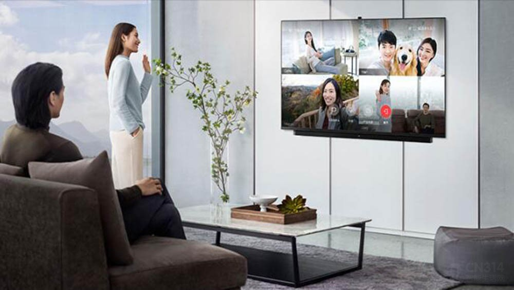 都为摄像头电视 三个品牌谁做得更贴心?