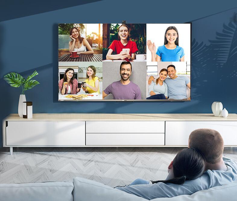 三款社交智能电视对撞 还是老牌笑到最后