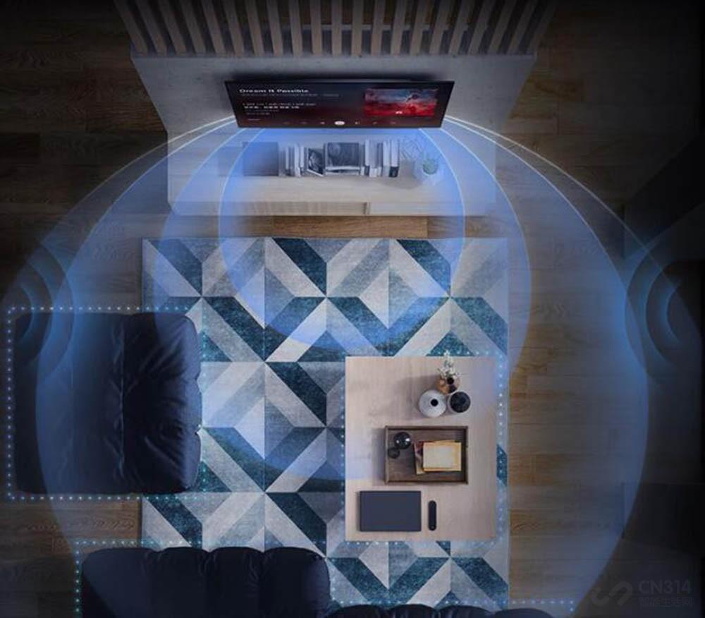 量子点电视让画面更真实 华为海信买谁?