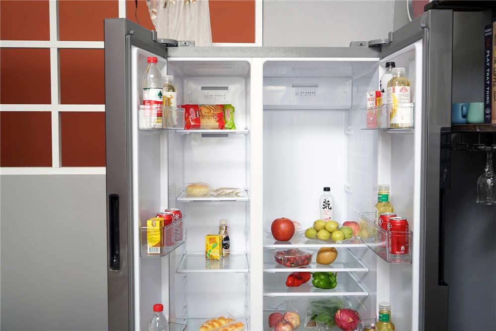 美的606升冰箱评测:品质生活的缔造者!