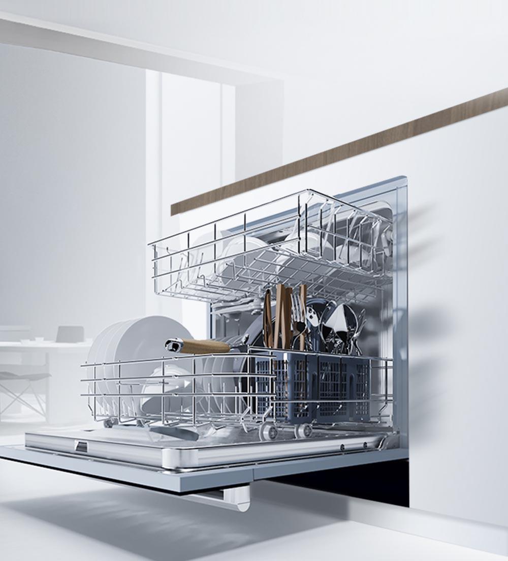 """除菌成为洗碗机""""标配"""" 西门子因健康出圈"""