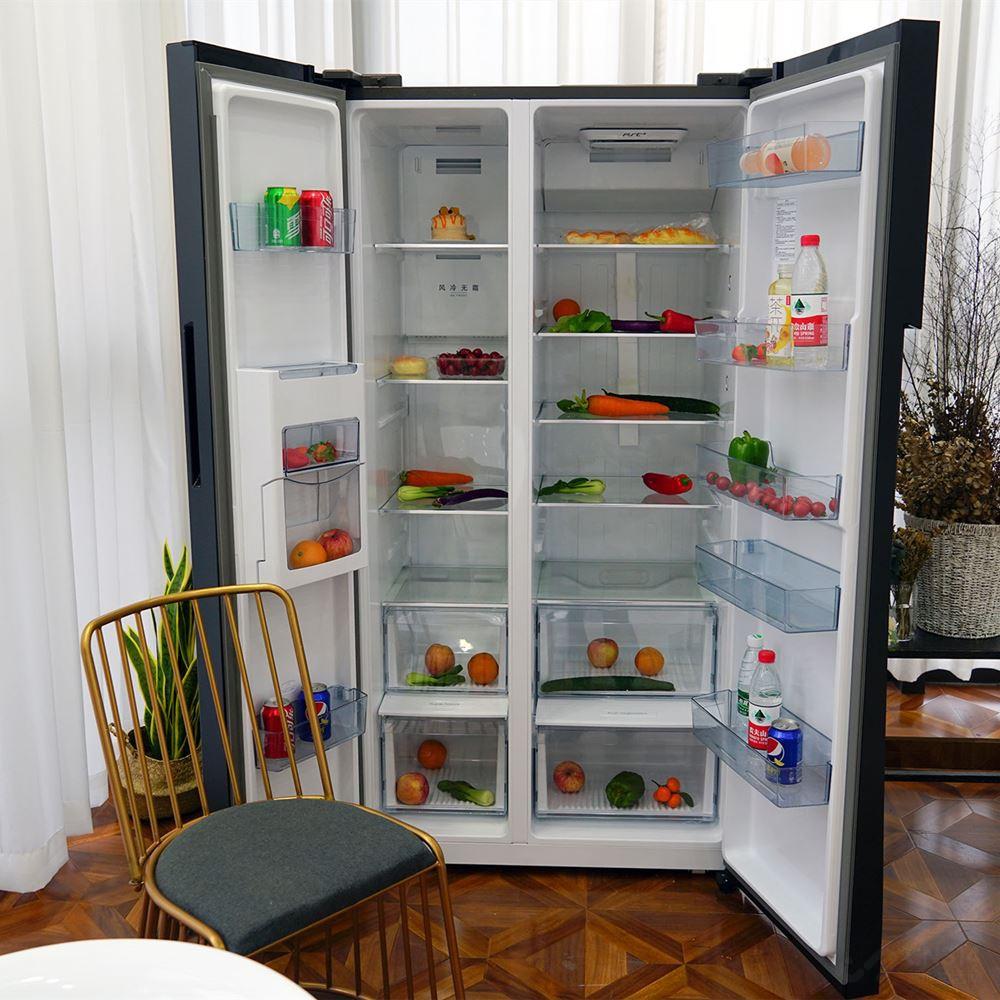 我为新家挑选的新冰箱 家人用了都很满意