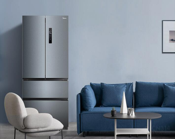 我给公寓换完新冰箱后 彻底告别外卖生活