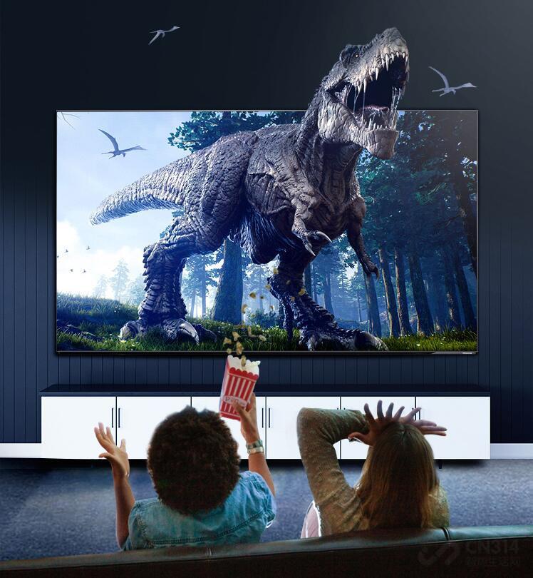 """""""居家IMAX""""才是电视未来方向,海信J70"""