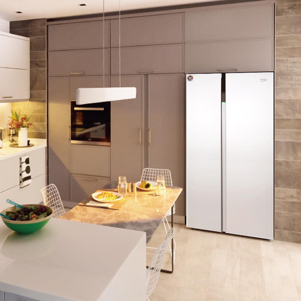 冷藏冷冻隔绝 十款双门冰箱让串味不存在