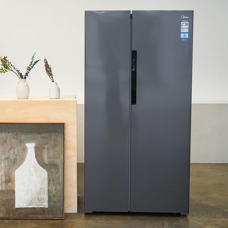为了让食材更新鲜,我入手了变频大冰箱
