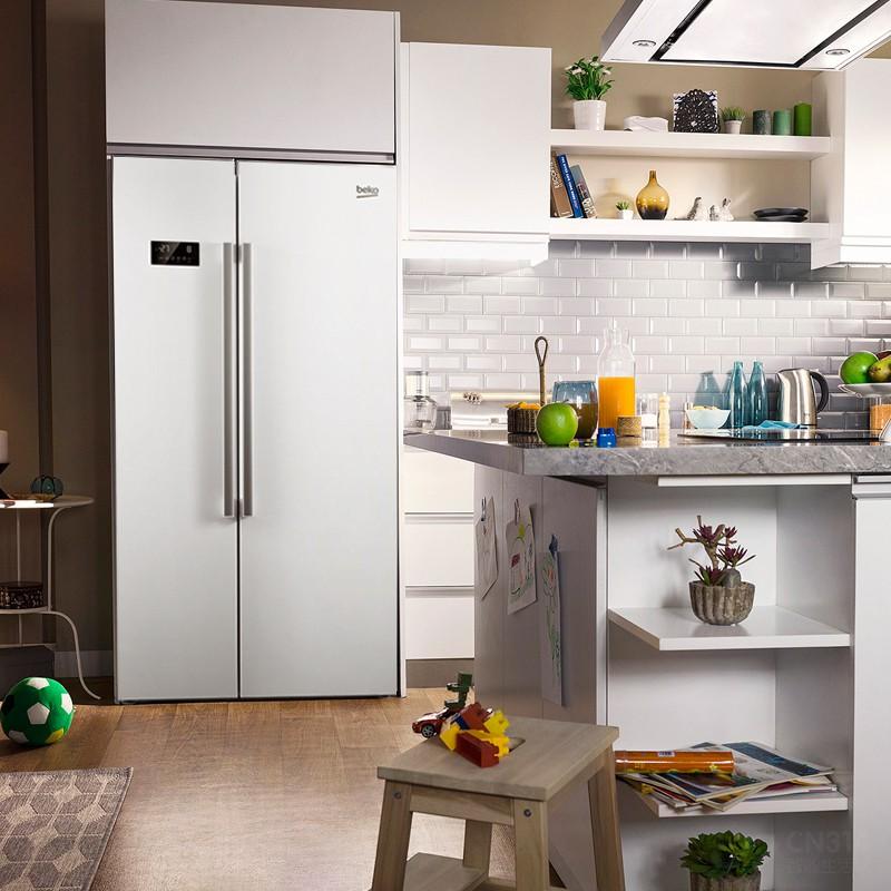 内壁不会有结霜麻烦 十款风冷冰箱精选