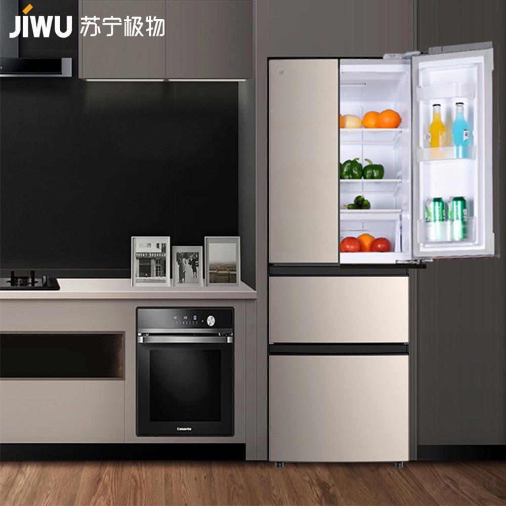 分储防止串味 十款多门冰箱保持食材原鲜
