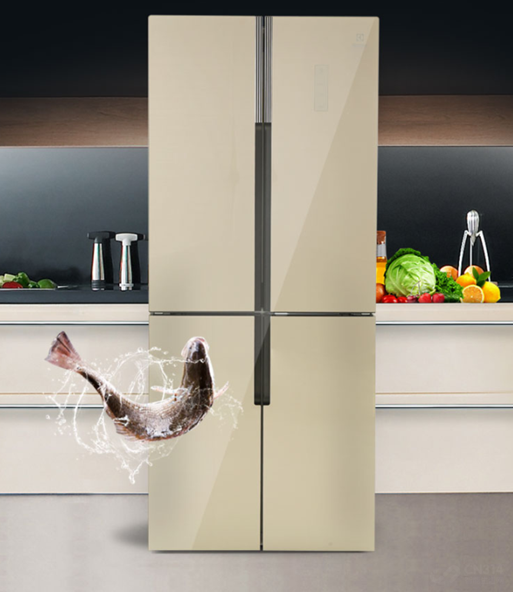 营造清新储鲜空间 十款净味冰箱吃到纯净