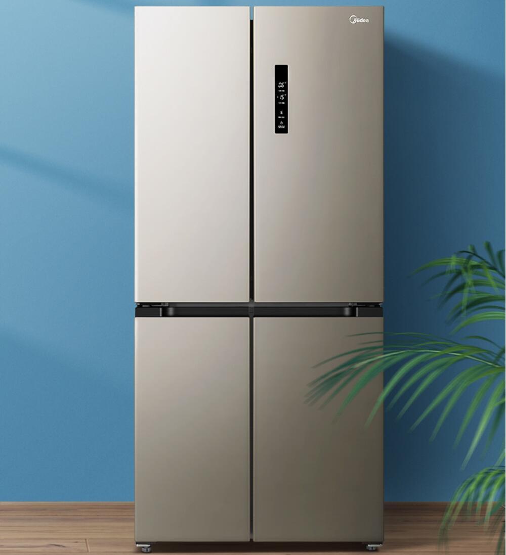 任性储藏 无惧异味可长久锁鲜的净味冰箱