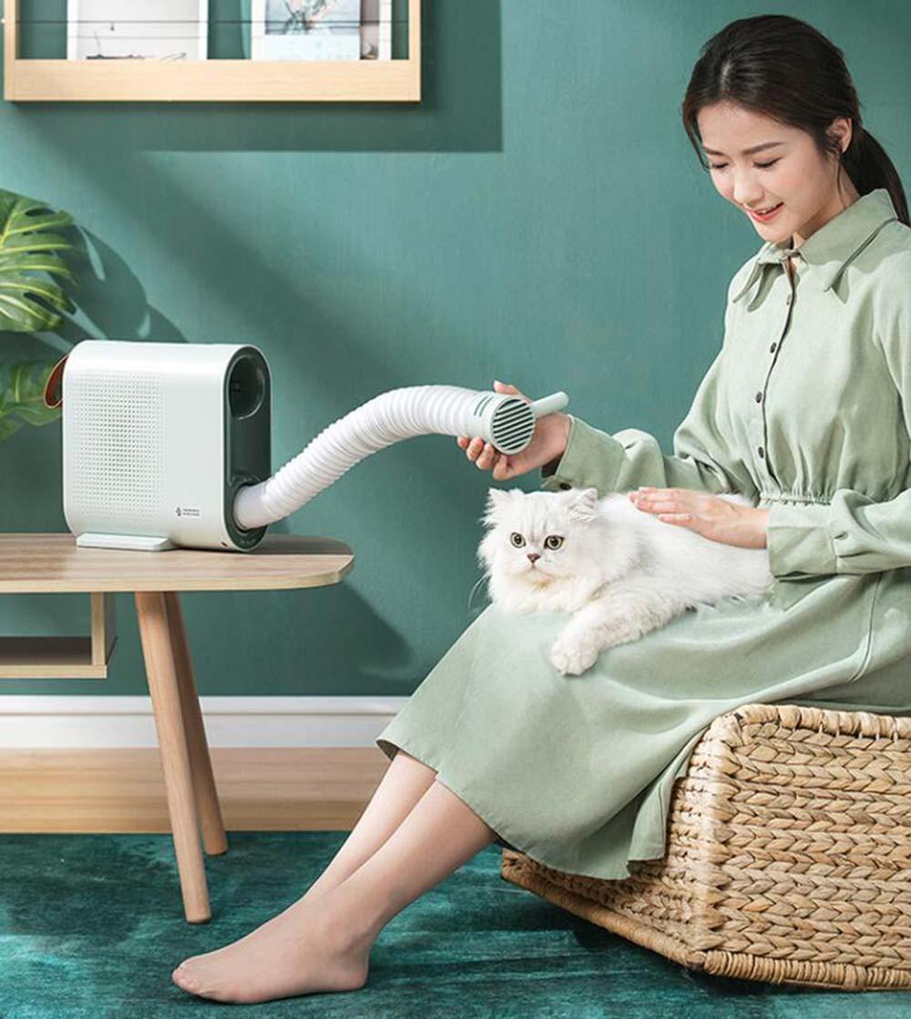 烘被取暖,全年干衣 一款暖风机搞定湿冷