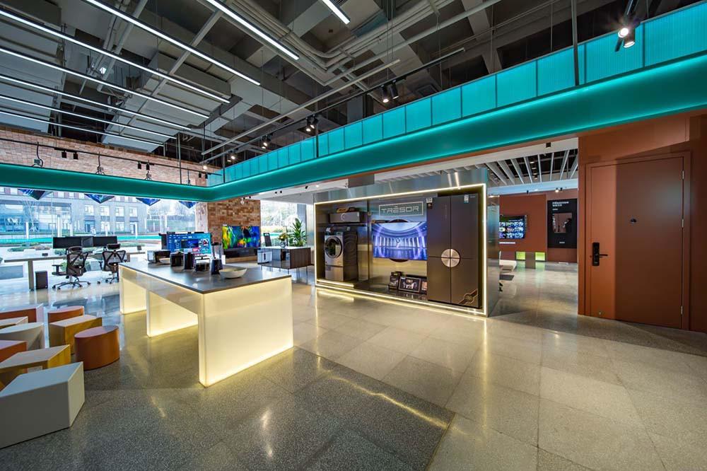 海信推出品质之家 提供最完善、放心购物