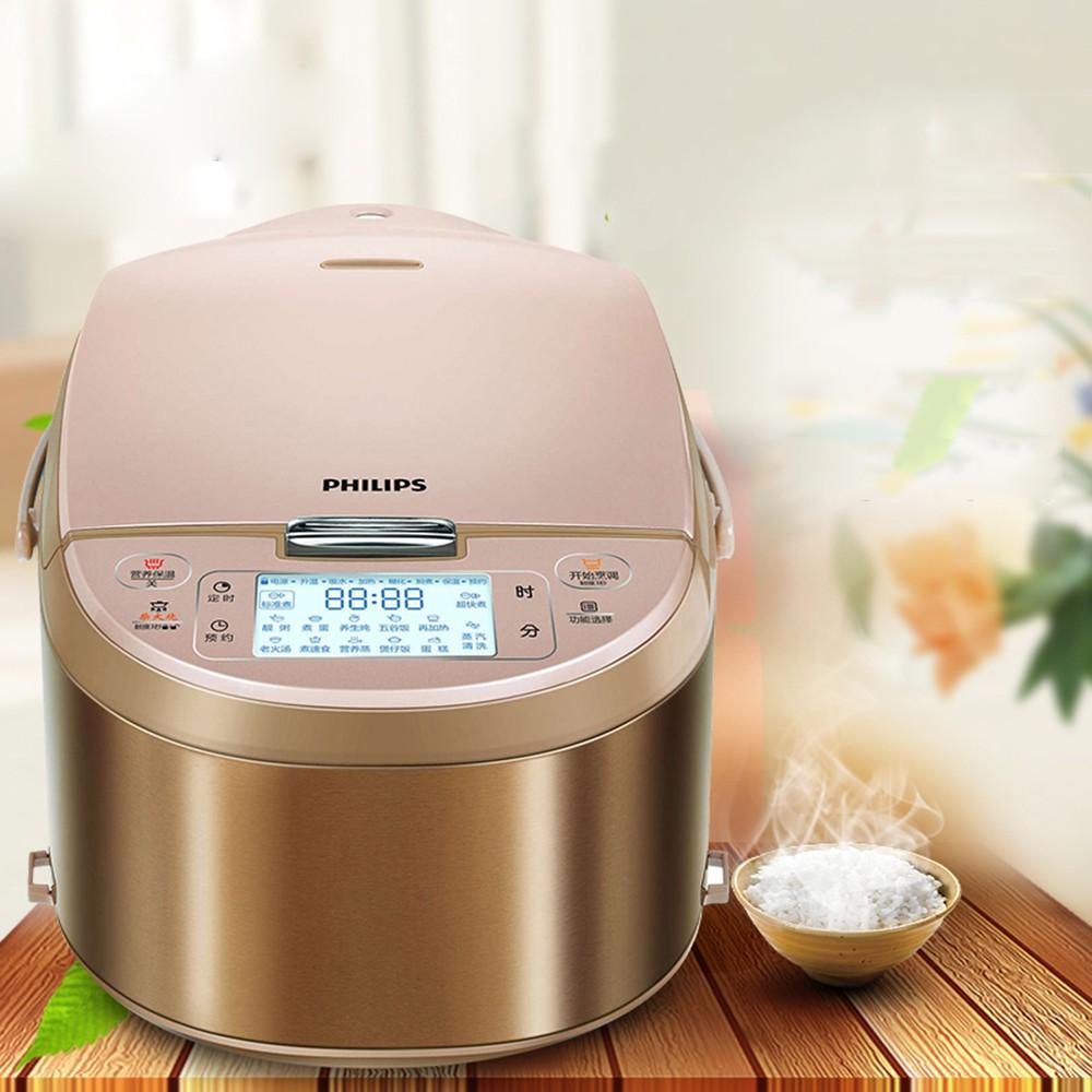 能够煮出柴火饭 十款电饭煲让你吃香米饭