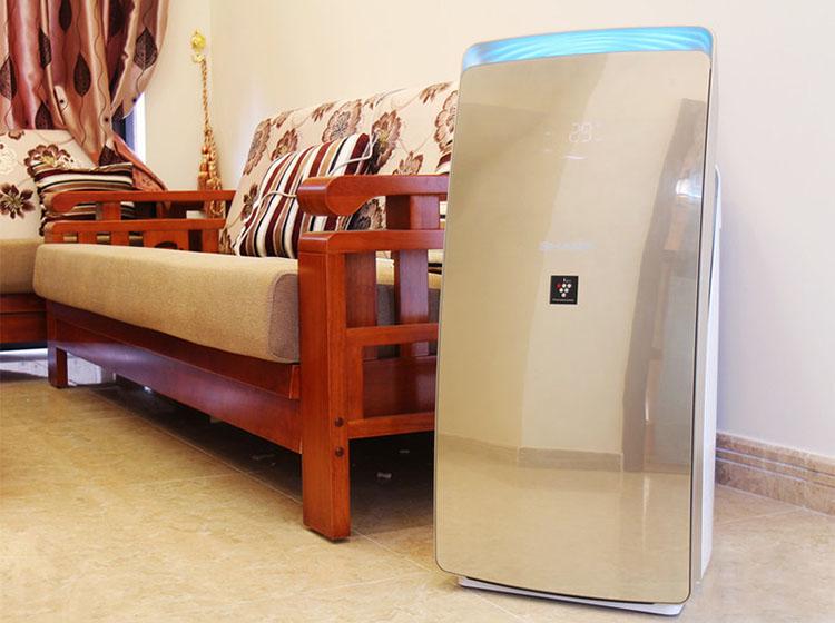夏普空气净化器 为你的呼吸质量保驾护航
