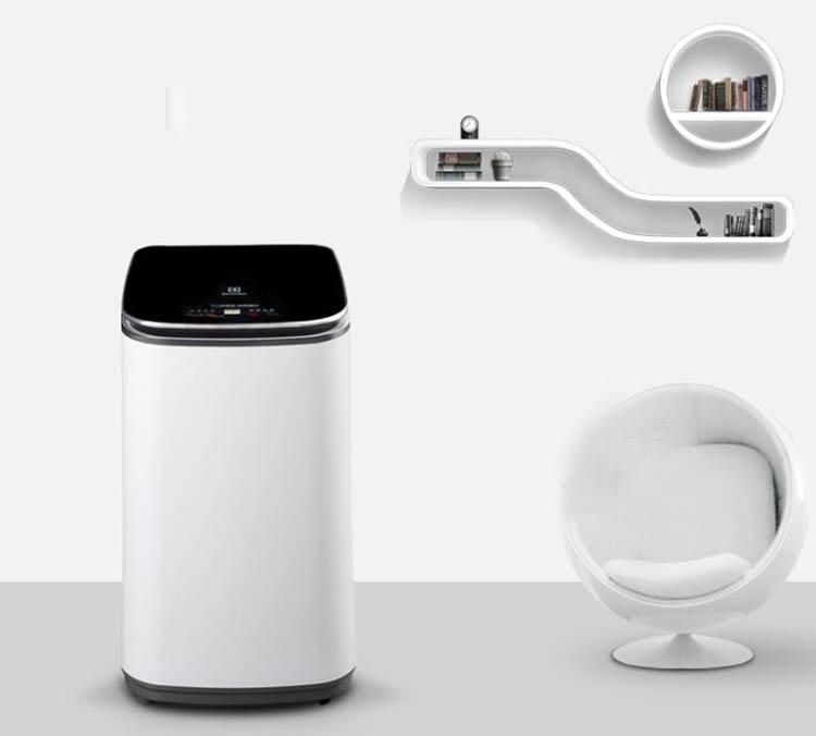 健康不能打折 除菌洗衣机让穿衣更有保障