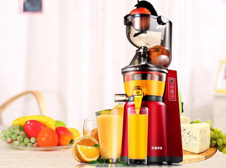 选好一款榨汁机 口感细腻的果汁请随便喝