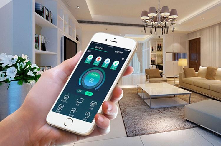 让未来先来 一部手机轻松掌控所有家电!