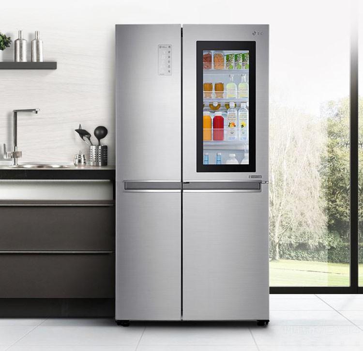 一大桌剩菜也不再担心浪费 选大容积冰箱
