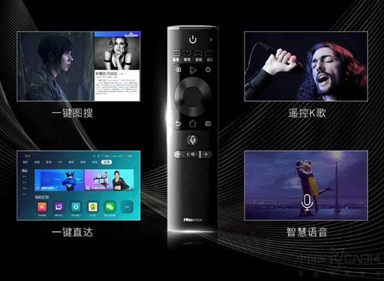 智能色彩呈现 海信电视E9带来色彩盛宴!
