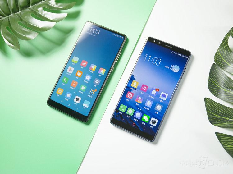惊艳的无边框全面屏对整个手机市场都产生了一定冲击.
