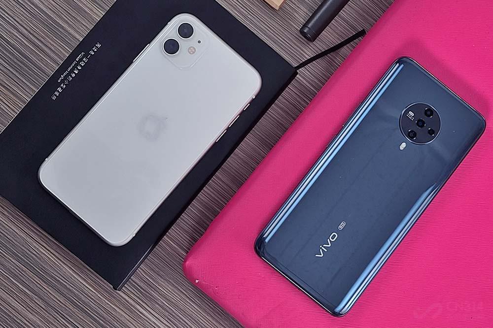vivo S6防抖媲美iPhone11 这谁还买苹果?