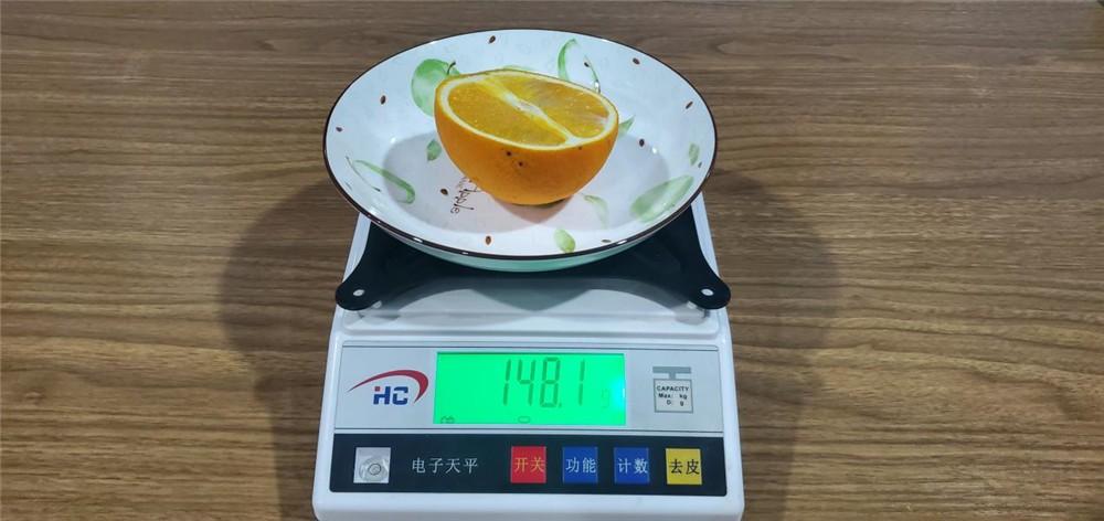 租房者的自述 用橙子去验证新冰箱的保鲜