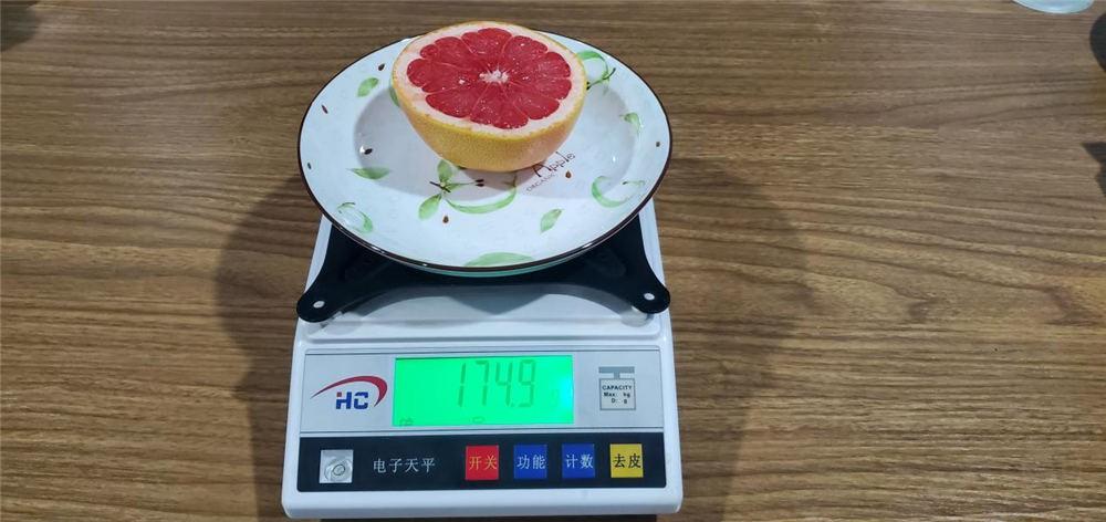 葡萄柚在冰箱挥发测试结果来了 爱了爱了