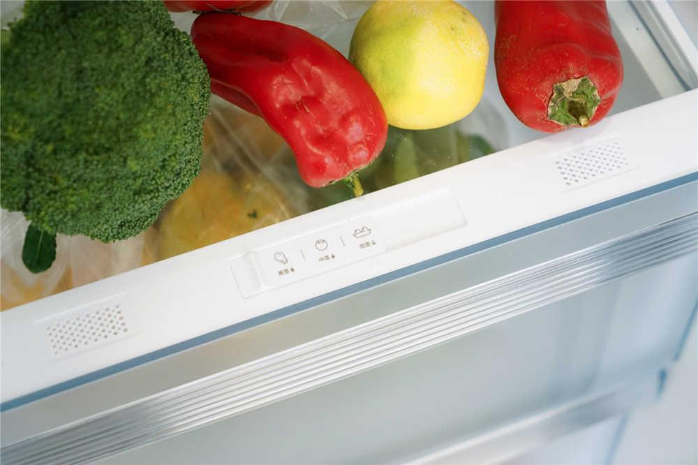 洋白菜放在不同冰箱冷藏 一天后差别惊人