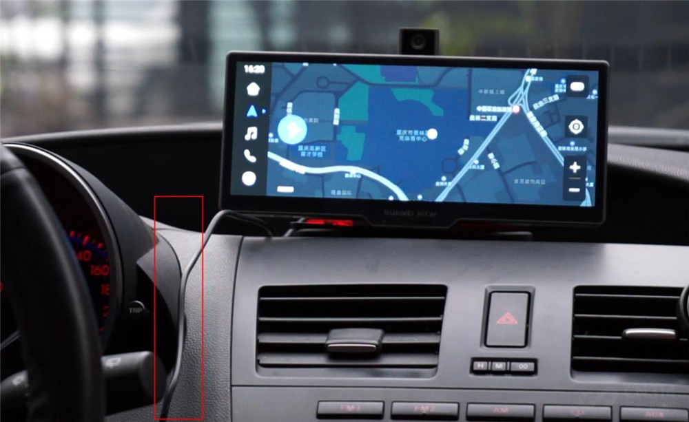 华为车载智慧屏评测:老车也能智慧出行