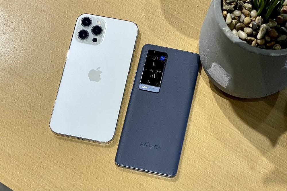 10部道具手机11轮测试 vivo控光力压苹果