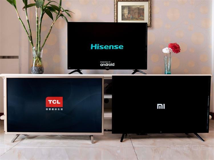三款热门电视 谁才是年轻蜗居一族最爱?