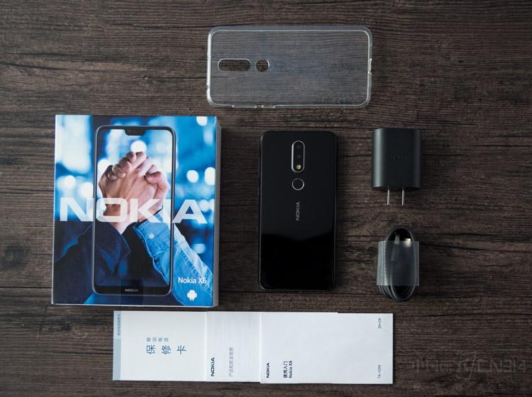 千元机新霸主 至美Nokia X6专业深度评测