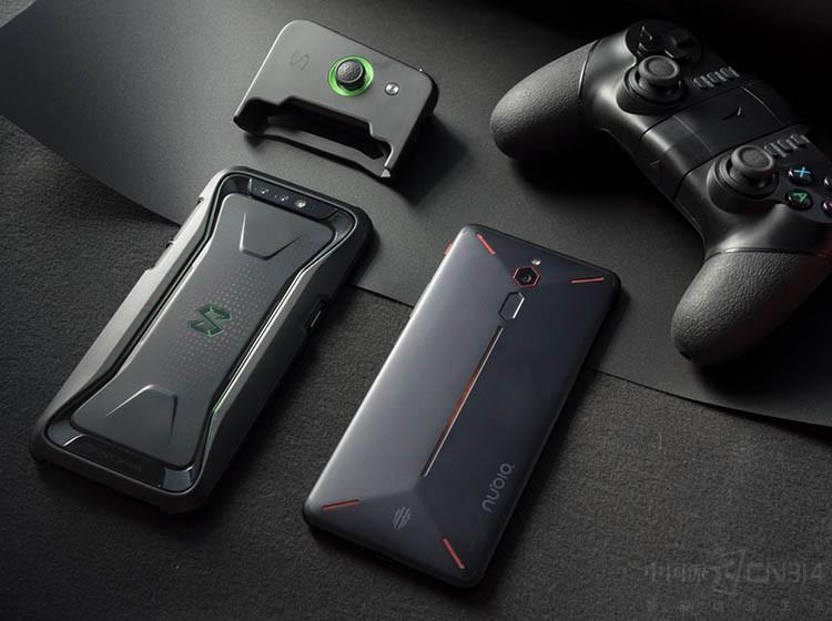 游戏手机的对决 红魔黑鲨谁操控更流畅?