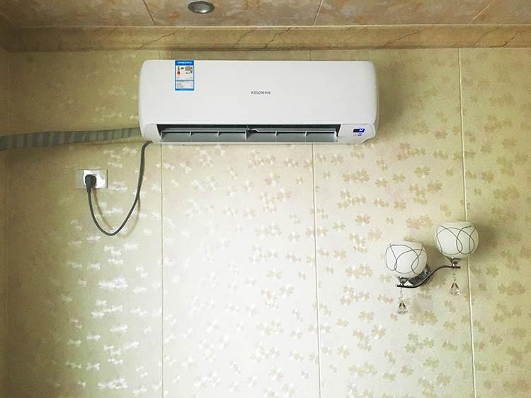回归空调本质 科龙1.5匹挂壁式空调评测