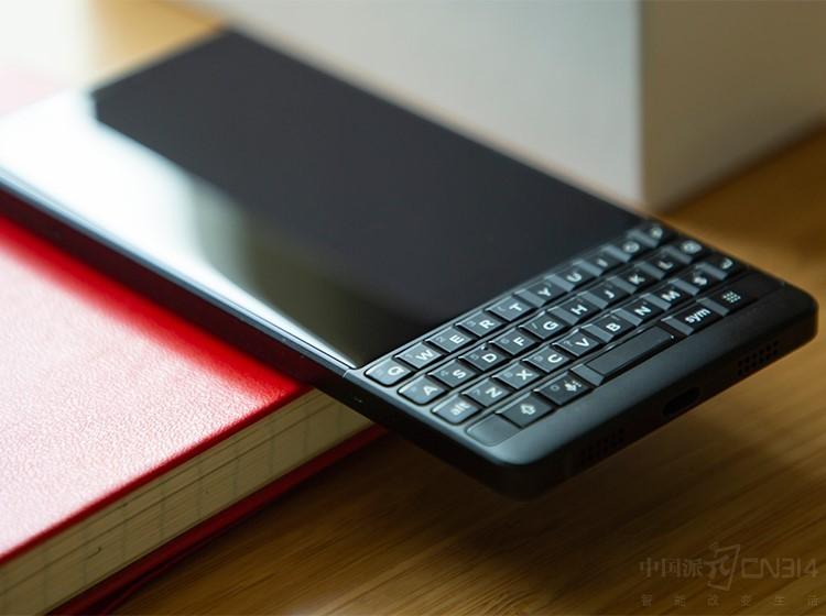 黑莓KEY2新机上手 ,莓友们都说什么了?