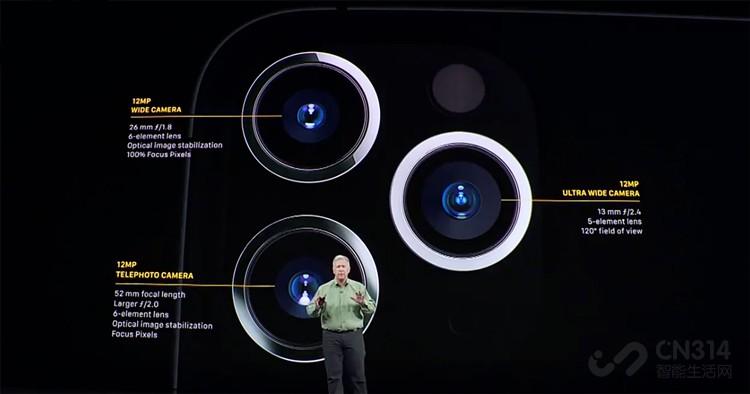 iPhone 11粉墨登场,它能让苹果做好梦吗?