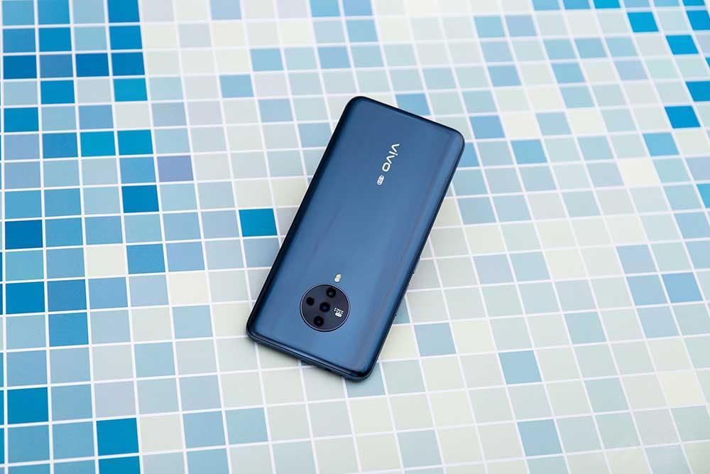 vivo S6发布 时尚外观成为中端5G手机清流