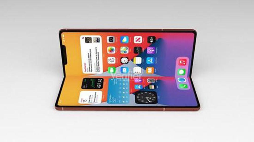 苹果爆出多项技术 手机形态迎来颠覆改变